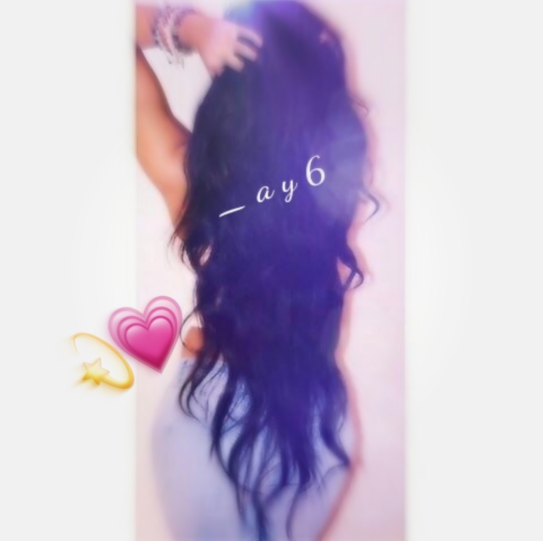 شعرها طويل وناعم رمزيات بنات كيوت شعر طويل