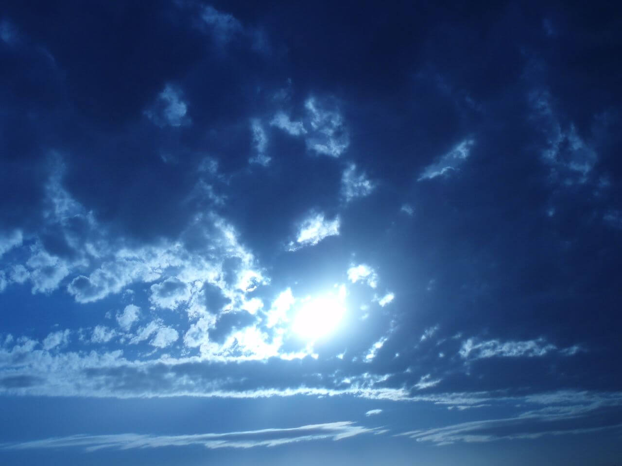 صورة تفسير رؤية السماء , تفسير حلم رؤيه السماء