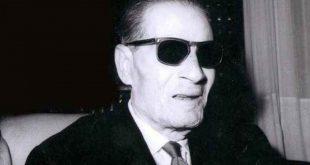 صورة معلومات عن طه حسين , تعرف من هو طه حسين