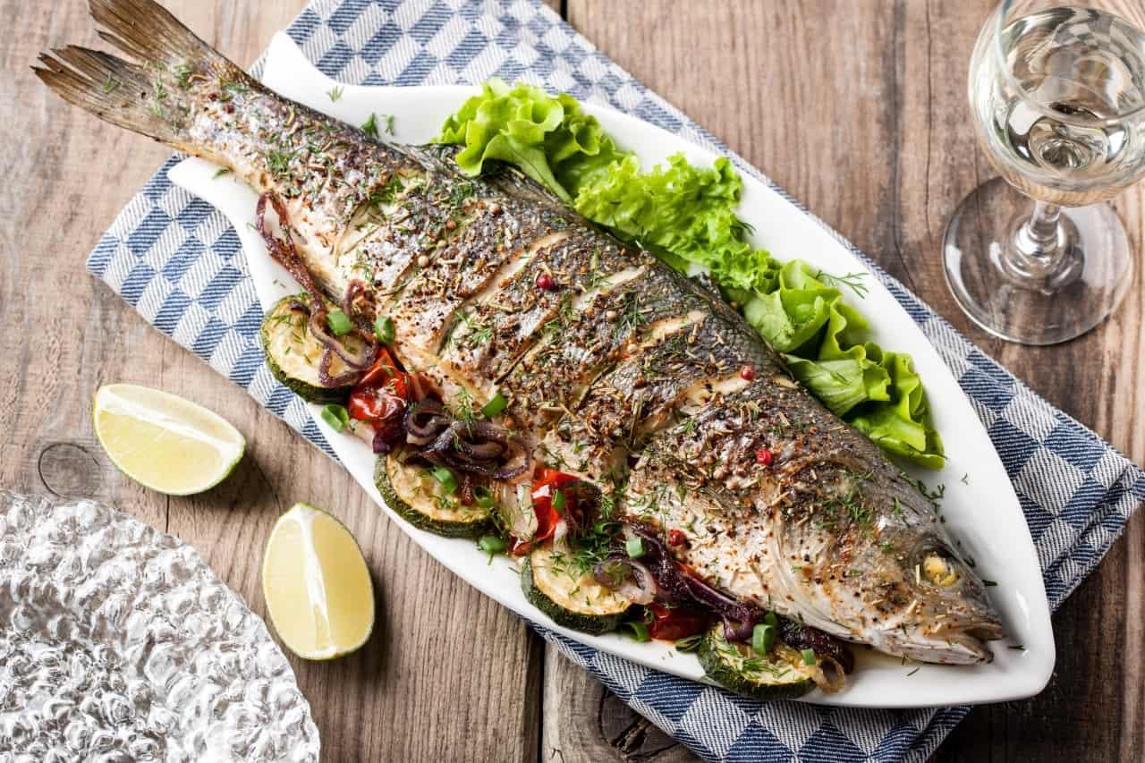 صورة السمك في المنام لابن سيرين , رؤيه السمك في الحلم