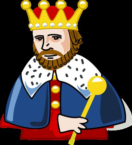 صورة تفسير حلم التحدث مع الملك , حلمت اني رايت الملك