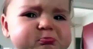 صورة بيبي صغير يبكي , اطفال بتبكي بحرقة