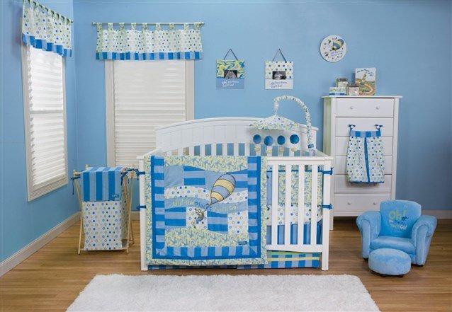 صورة غرف نوم بيبي , دلعي طفلك باجمل غرف