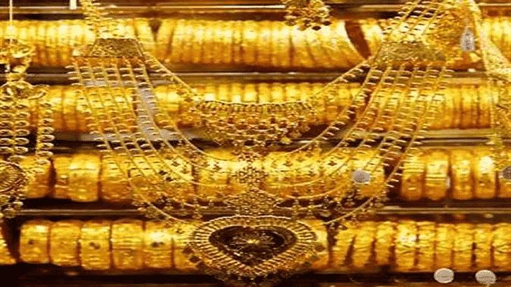 صورة معنى الذهب في الحلم , حلمت ان قدامي ذهب كتير
