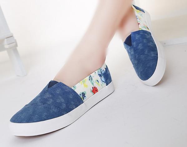 صورة اجمل الاحذيه الفلات , احذية الصيف جامدة