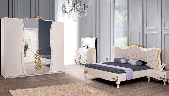 صورة كتالوج غرف نوم مودرن كاملة , غرف لكل العرايس الجدد