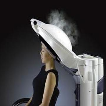 صورة حمام بخار للشعر , خلي شعرك احلي مع حمام البخار