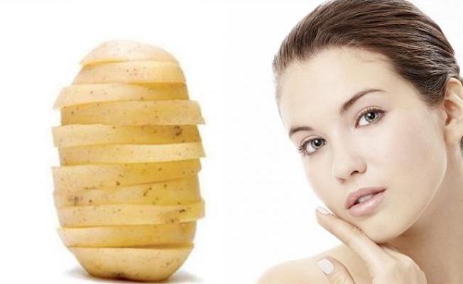صورة خلطة البطاطس للوجه , البطاطس ليست للطعام فقط