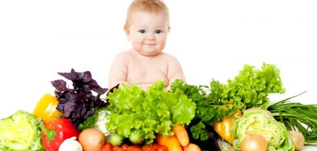 صورة التغذية السليمة للاطفال , حافظي علي تغذية طفلك