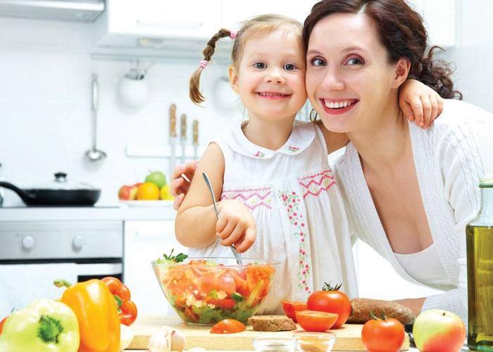 صور التغذية السليمة للاطفال , حافظي علي تغذية طفلك