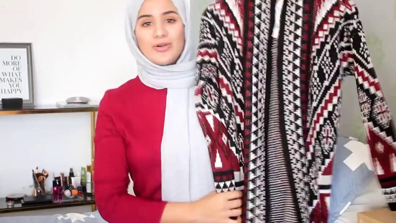 صورة ملابس المحجبات بالمغرب , حافظي علي اناقتك وانتي محجبة