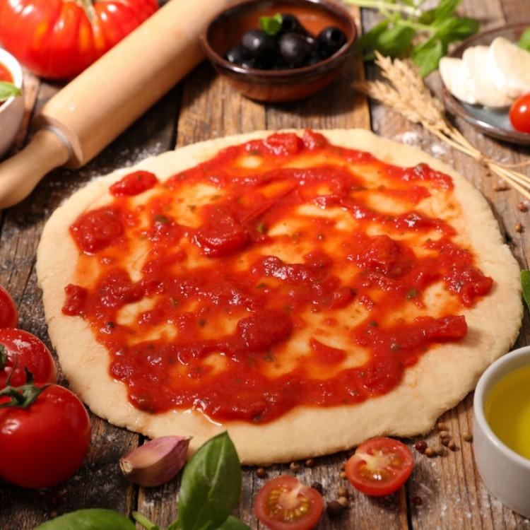 صورة طريقة عمل صلصة البيتزا الايطالية , اعملي صلصة بيتزا زي بيتزا هت بالضبط