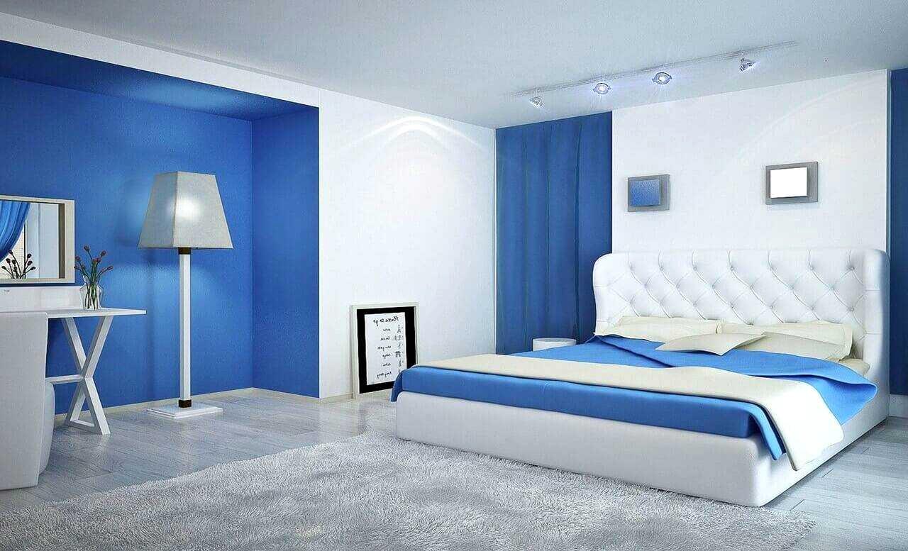 صورة احدث الوان الدهانات لغرف النوم , الوان دهان غير متوقعة تماما لغرف النوم