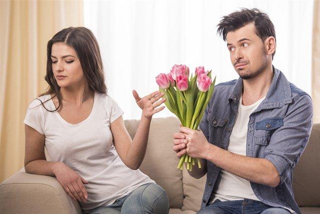 صورة كيف تصالح زوجتك , تشاجرت مع زوجتك اليك الحل