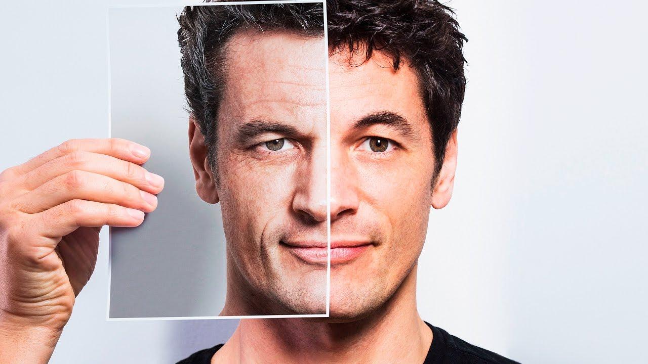صورة علاج نحافة الوجه للرجال , كيف اسمن وجهي