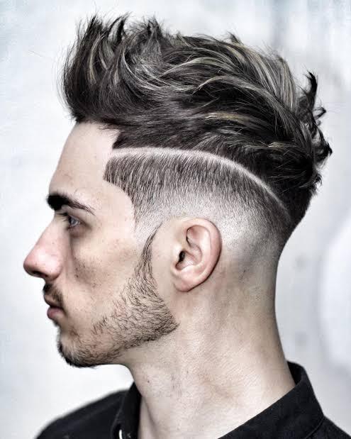 صورة تسريح الشعر للرجال , الي كل الرجال .. تسريحات شعر رائعه