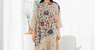 صورة ملابس نسائيه للعيد , اختاري التصميم المناسب لك للعيد