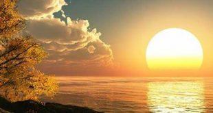 صورة تعبير عن شروق الشمس , اقرا اجمل ما قيل عن شروق الشمس