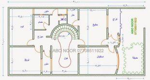 صورة خرائط منازل صغيرة 150 متر , رسومات منازل 150 متر
