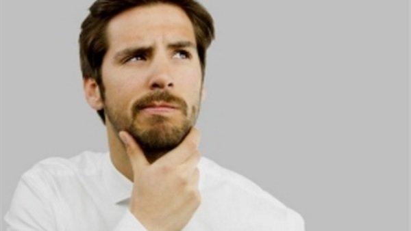 صورة صور شخص يفكر , بفكر في حال الدنيا