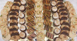 صورة حلويات العيد بالصور والمقادير , طريقة عمل الغريبة