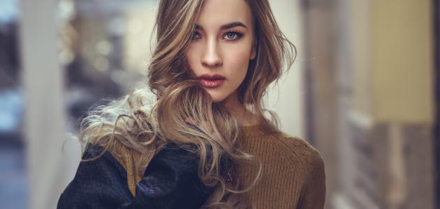 صورة خلطات لكثافة الشعر , وصفات مشهورة للشعر
