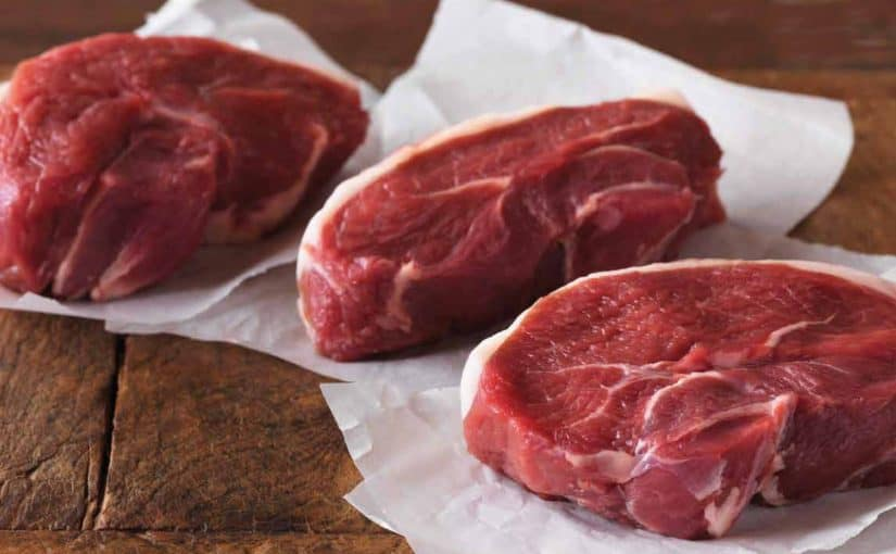 صورة تفسير اللحم الاحمر في المنام , حلمت اني بقطع لحم احمر