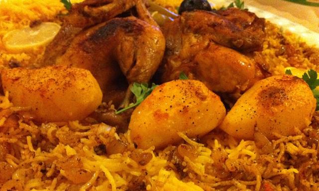 صورة طريقة عمل كبسة الدجاج سهلة , كبسة علي الطريقة السعودية