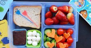 صورة اعداد وجبات صحية للاطفال , وصفات طعام هتغذي طفلك