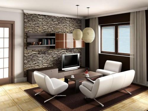 صورة ديكورات صالة صغيرة , غرف صالة جميلة