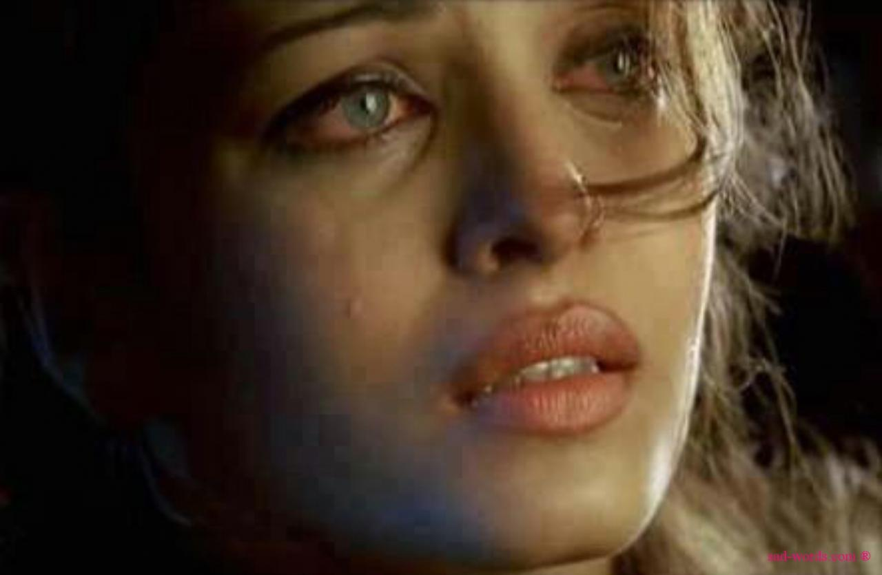 صورة تنزيل صور بنات حزينة , الا دموعك يا حلوة