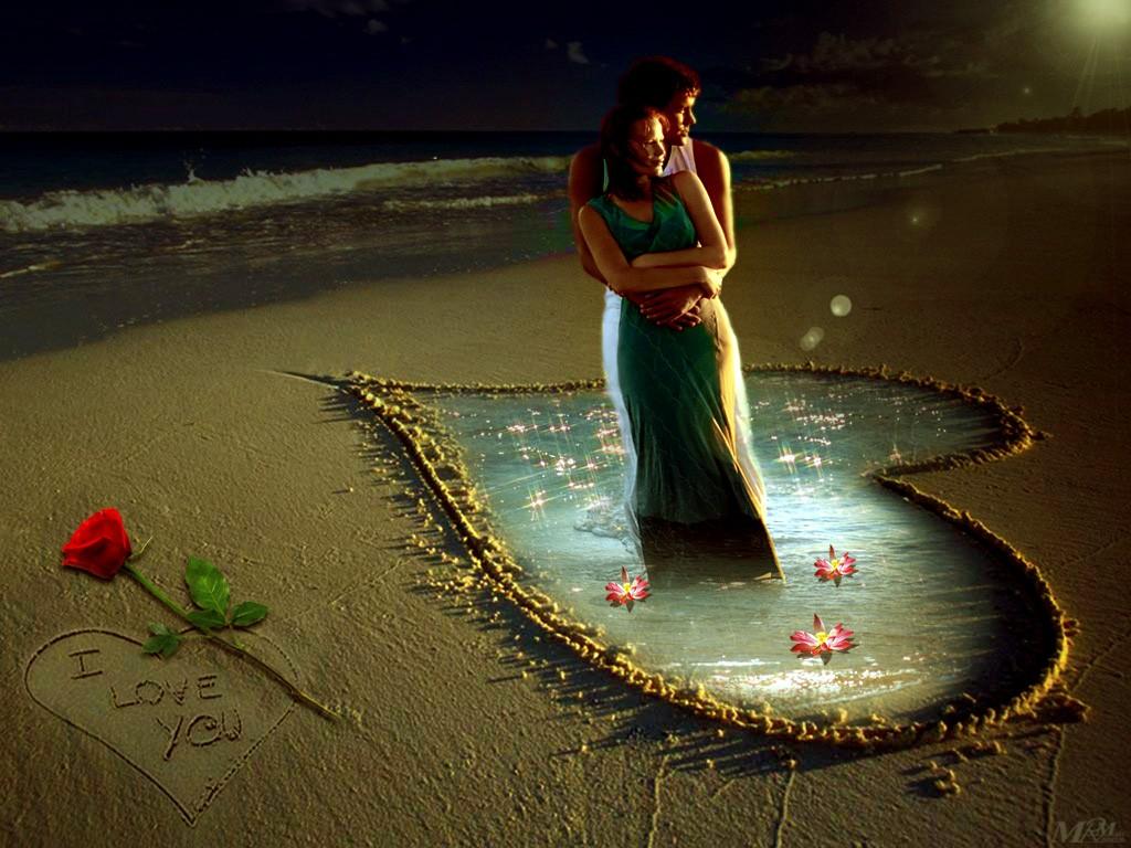 صورة صور رومانسية ناعمة , احساسي بيك مش عادي