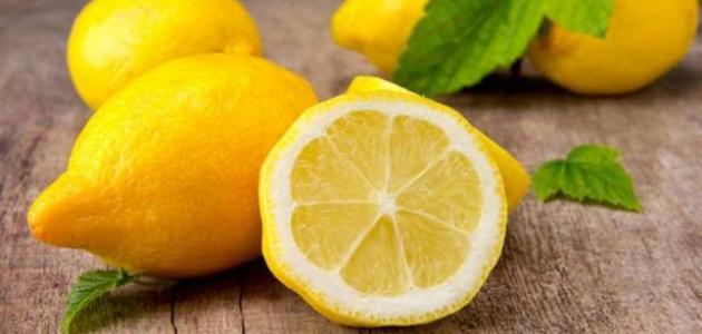 صورة زيت الليمون للمنطقه الحساسه , اهتمي بالمنطقة الحساسة