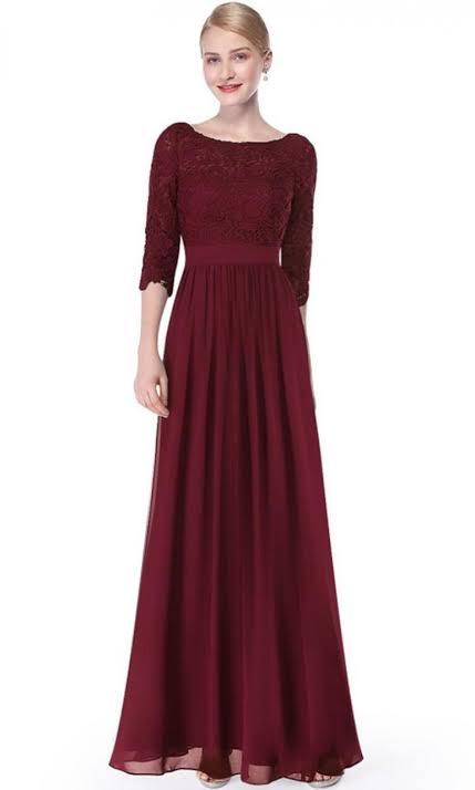 صورة فساتين ناعمة طويلة , فستانين مبهجة للصيف