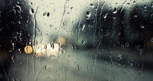 صورة كلام عن مطر , يارب صيبا خير