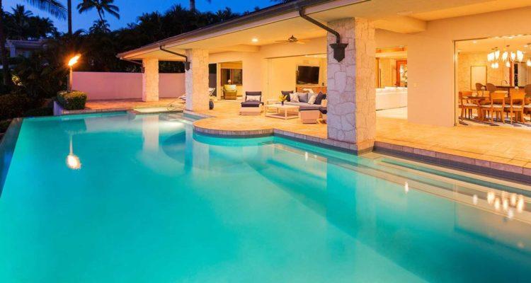 صورة السباحة في المسبح في المنام , حلمت اني يسبح