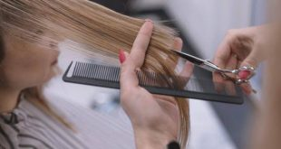 صورة هل يضر قص الشعر اثناء الدورة الشهرية , هل يوجد خطر لقص الشعر في وقت الحيض