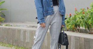 صورة لبس محجبات كاجوال , ملابس اسلامية جميلة