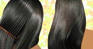 صورة وصفات لتكثيف الشعر , من هنا ورايح شعرك هيبقي تقيل