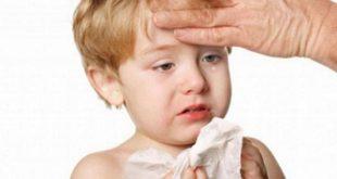 صورة اعراض الزكام عند الاطفال , هل طفلي مصاب بالذكام