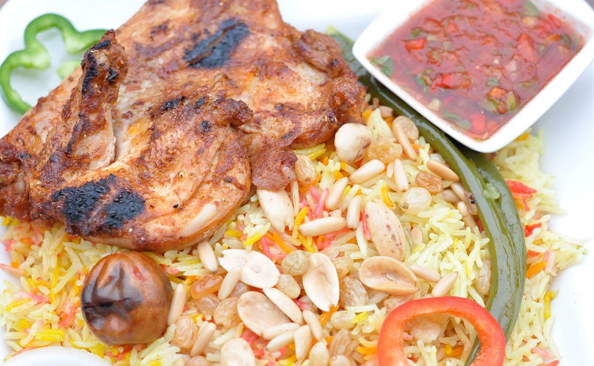صورة طريقة المندي دجاج , مندي الفراخ بطريقة بسيطة