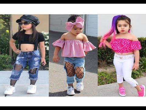 صورة ملابس اطفال بنات 2019 , طفلتك ملكة جذابة