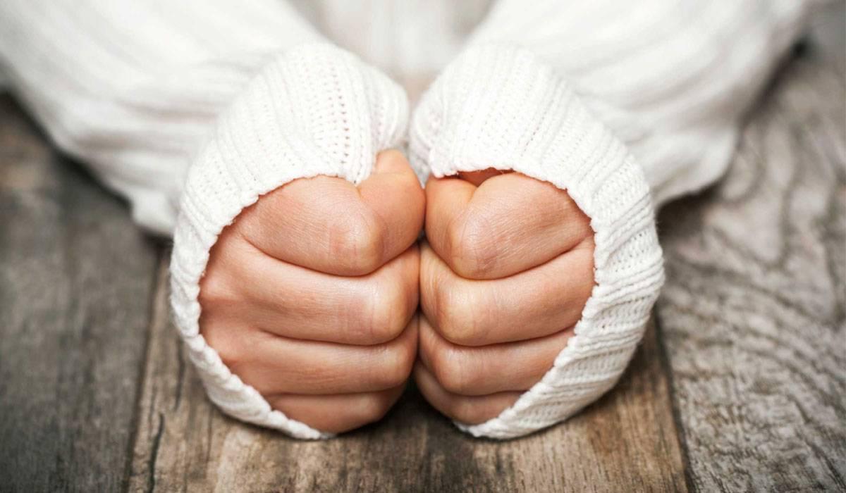 صورة علاج الشعور بالبرد , الاحساس بالبرد في الشتا