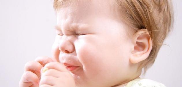 صورة علاج البلغم عند الاطفال , طفلي يعاني من البلغم