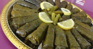 صورة رجيم ورق العنب , خسي مع ورق العنب