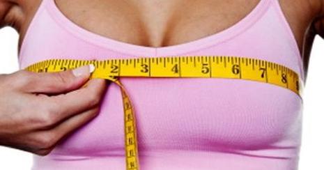 صورة خلطات طبيعية لتكبير الثدي , الحصول علي صدر جذاب