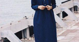 صورة احلى لبس محجبات 2019 , لبس محترم ومحتشم