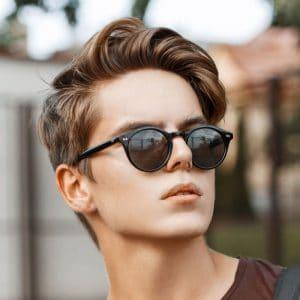 صورة صبغات شعر للرجال , غير لون شعرك