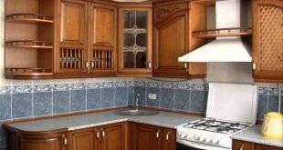 صورة ديكورات مطابخ خشبية , خلي مطبخك خشبي