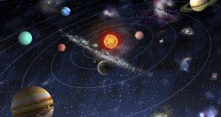 صورة ترتيب كواكب المجموعة الشمسية , اماكن الكواكب بالنسبة للشمس